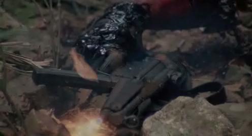 стреляющая рука